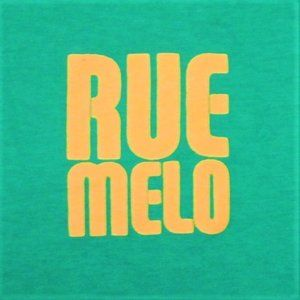 NEW rue melo band shirt size small top